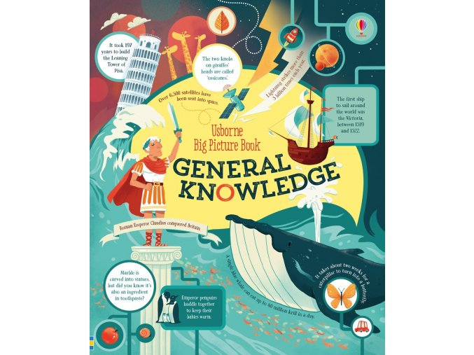Big Picture Book of General Knowledge 2