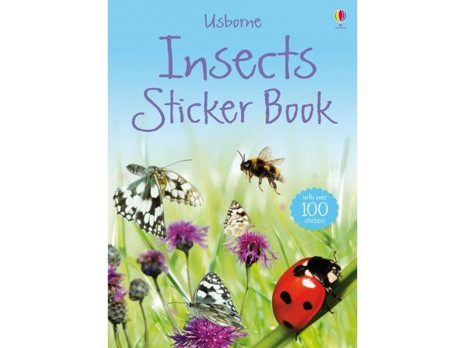Insects Sticker Book 1
