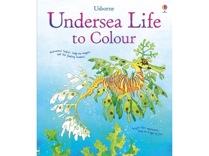 Undersea Life to Colour 1