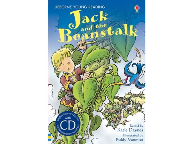 Jack and the Beanstalk 1