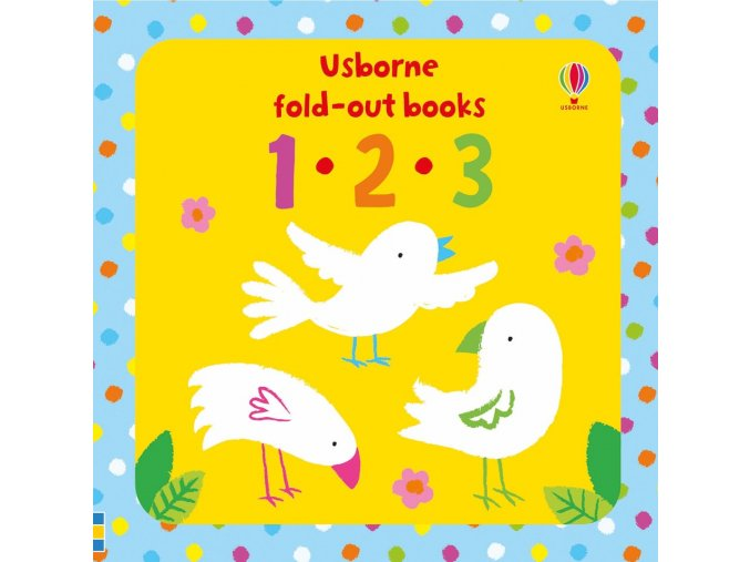 Fold-out book - 123
