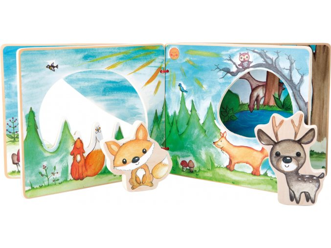 Picture Book Interactive Forest 2