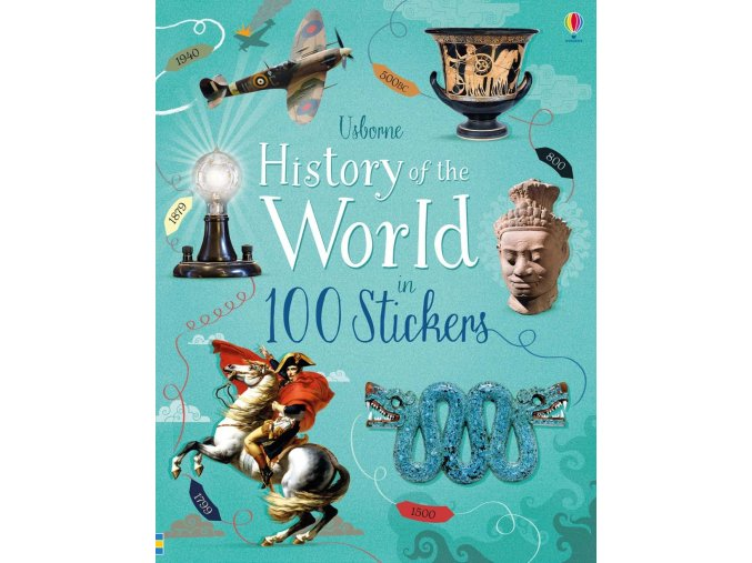 History of the World in 100 Stickers 1