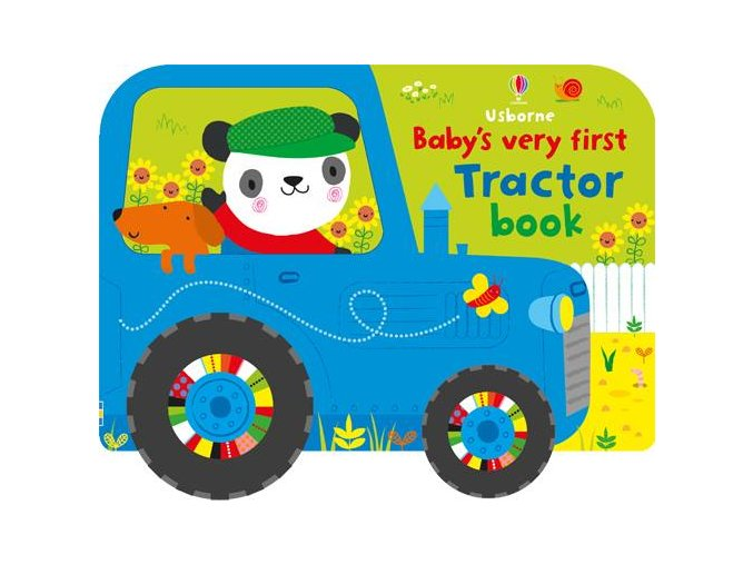 Baby´s very first Tractor Book