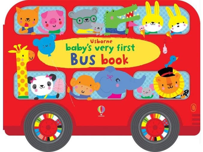 Baby´s very first bus book