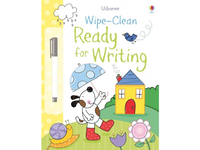 Wipe clean ready for writing 1