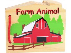 Wooden Book Farm 1