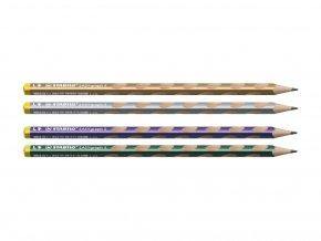 STABILO EASYgraph S metallic tenká tužka pro leváky