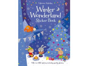 Winter Wonderland Sticker Book 1