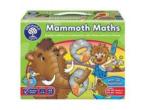Mamutí matematika (Mammoth Maths) 1