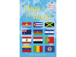 Flags of the World Cards 1