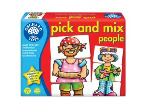 Pick and mix people 1
