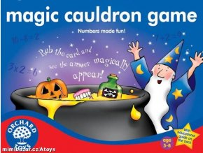 Magic Cauldron Game 1