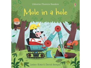 Mole in a hole 1