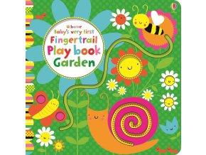 Baby´s very first Fingertrail Playbook Garden