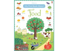 My First Book About Food 1