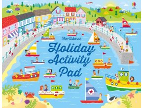 Holiday Activity Pad 1