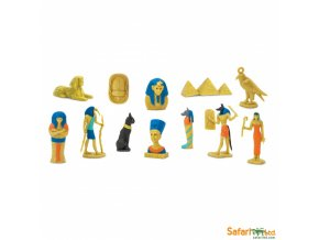 Tuba Starověký Egypt 3