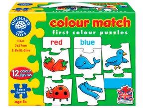 Puzzle Barvy 1