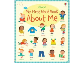 My first word book about me 1