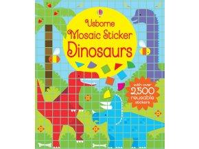 Mosaic sticker dinosaurs 1