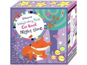 Baby's very first cot book Night time