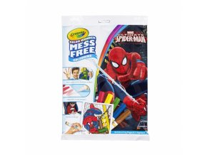Kouzelné omalovánky Spiderman 1