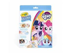 Zázračné omalovánky My little pony 1