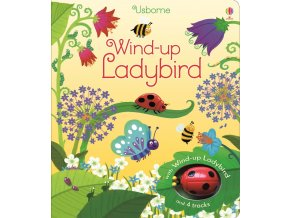 Wind up ladybird