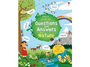 Lift the flap questions and answers about nature 1