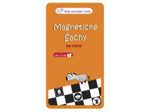 Magnetická hra Šachy na cesty 1