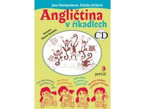 Angličtina v říkadlech + CD 1