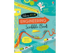 STEM Engineering Scribble Book