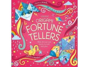 Origami fortune tellers 1