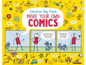 Make your own comics 1
