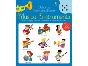 Listen and learn musical instruments 1
