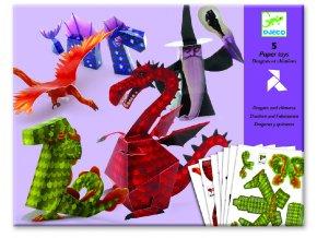 Origami draci 1 DJ09673