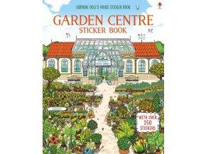Garden centre sticker book