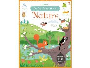 My first book about Nature pevná vazba