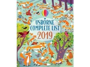Usborne Complete List 2019