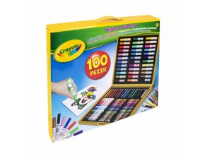 Crayola Velká kreativní sada k výtvarnému tvoření 1