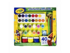 Crayola Kreativní sada na malování 1