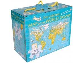 Map of the World Jigsaw