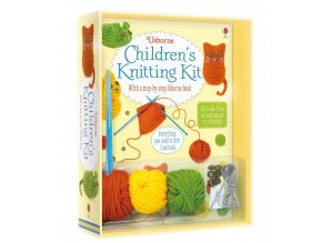 Children's knitting kit 1