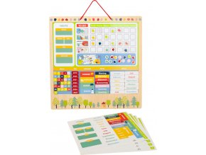 Weekly Planner magnetic Educate 2