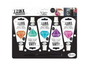 Kreativní sada Izink Diamond color