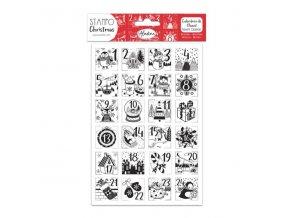 StampoChristmas Adventní kalendář 1