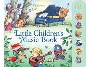 Little children's music book 1