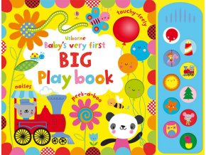 Baby's very first big play book 1