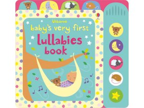 Baby's very first lullabies book 1